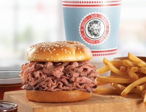 Food & Wine names Lion's Choice the best fast-food in Missouri